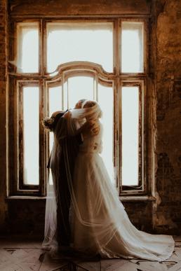 Para młoda w obiektywie Emilii Chrobok -fotografa ślubnego z Tarnowa